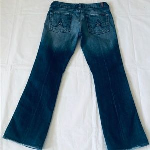 7 For All Mankind Jeans - 7 For All Mankind A Pocket Jeans Size 27 Misses
